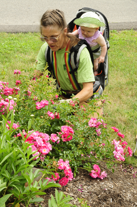 They're watching!